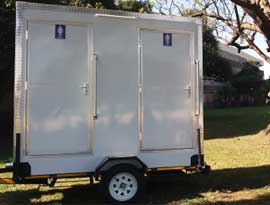 VIP Portable Toilet For Sale